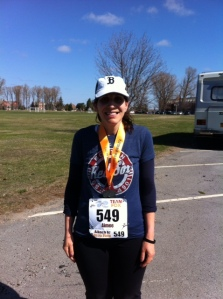 Plattsburgh Half Marathon Finisher