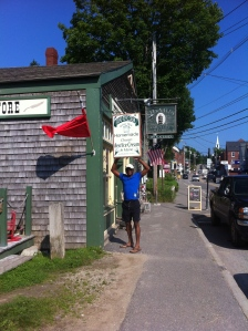 Downtown Damariscotta