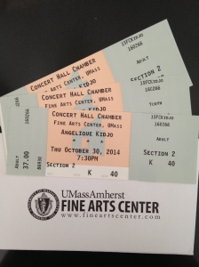 Angelique Kidjo Tickets