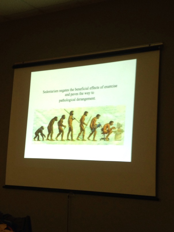 Evolutionary return