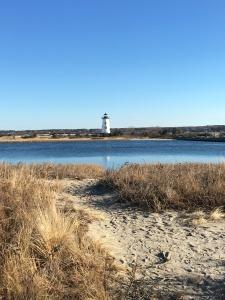 Lighthouse on Martha's Vineyard