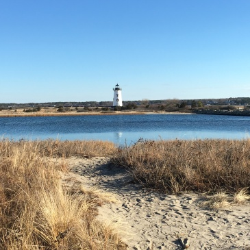 Lighthouse on Martha's Vineyard