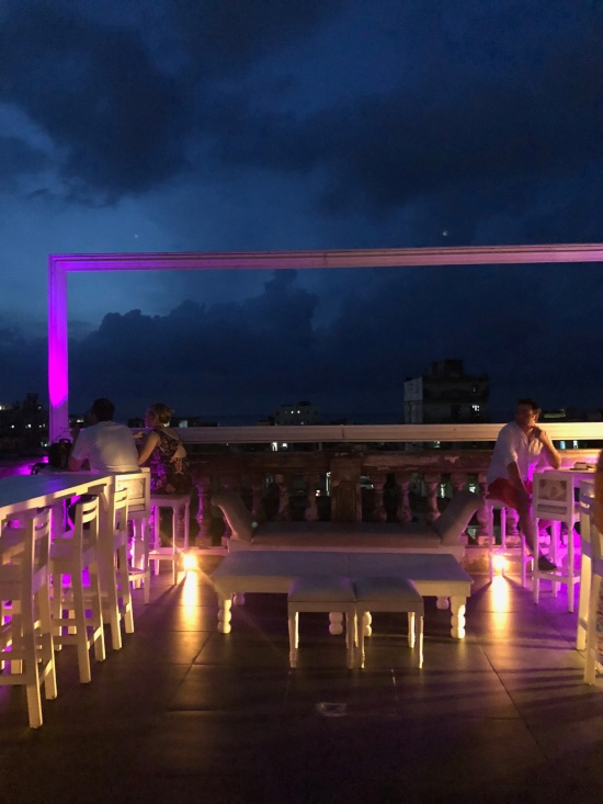 La Guarida rooftop bar
